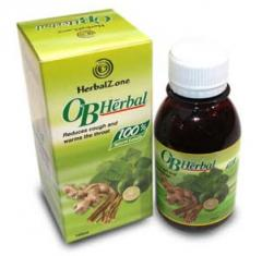 OB Herbal Antiangin Extract