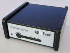 CT-820 DVB-T Network Set Top Box Platform