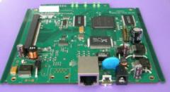 Freescale MPC8241 Embedded Platform with Dual