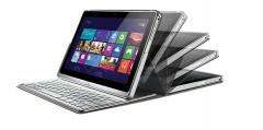 Ultrabook™ power, tablet freedom The Aspire P
