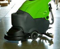 FLOCARE floor polisher