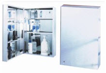 Stainless Steel Mirror Cabinet 101