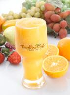 Sunrise Orange Smoothie