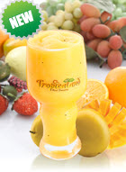 Fruitty Punch Smoothie
