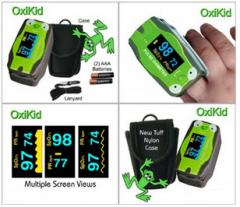 OxiPulse OxiKid Finger Pulse Oximeter