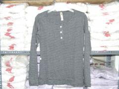 Long Sleves Ladies T Shirt