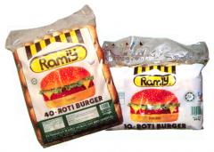 Burger Bun & Frankfurter Bun