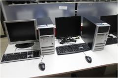 Used HP Desktop Computer