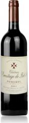 France Wines  Chateau L'Ermitage De Bel Air AOC Pomerol - 2001
