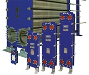Gasketed Plate Heat Exchanger for Industrial Applications
