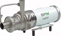 Ws+ is a self-priming centrifugal pump