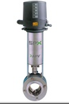 The APV DELTA butterfly valves is a stop valves