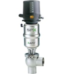 DELTA SW4 hygienic single seat valve: a modern, highly versatile single seat valve