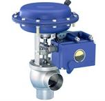 The cost-effective regulating valve.