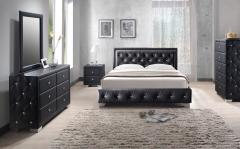Leather PU Bedroom Sets- Moree Bedroom Furniture