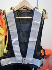 Safety Vest V-Shaped Reflective For Sale
