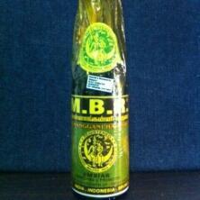 Minyak MBR !!! ORIGINAL SINCE 1942'S