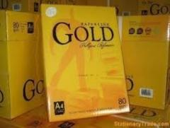 Gold star paper  A4 Copy Paper 80gsm/75gsm/70gsm