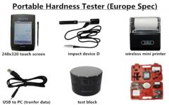 All Direction Portable Hardness Tester