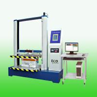 Computerized carton compression testing machine