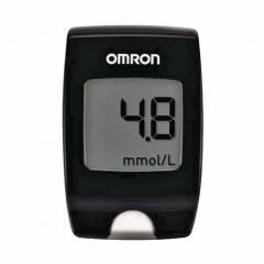 Omron - Blood Glucose Monitor Kit, HGM112