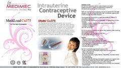 INTRAUTERINE CONTRACEPTIVE DEVICE CU375