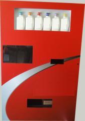 Multipurpose Touch Screen Vending Machine