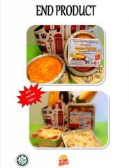 TJA Cheezy Spicy Lasagna