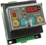 Earth Leakage Relay TM-18c (Digital)
