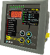 Power Factor Compensation Relay NV-8s (Digital)