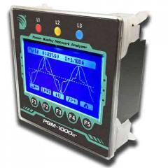 Power Meter/Analyzer LCD Display PQM-1000s