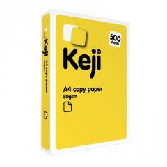 Keji A4 Copy Paper A4 Copy Paper 80gsm/75gsm/70gsm