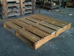 SNTT Wooden Pallet
