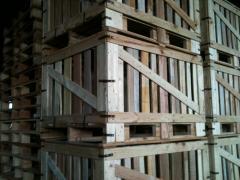 SNTT Wooden Crates