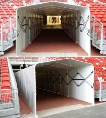 Player Tunnel