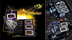Fuel saving air tracker
