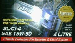 Engine oil JTX 1000 15w-50