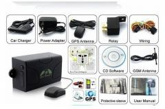 Portable tracking system