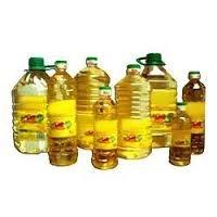 Refind sunflower oil