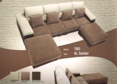 Sofa Fabric Lshape