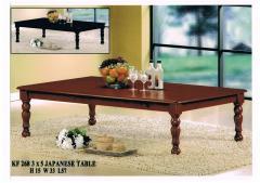 Japenese tables