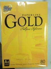Gold Paper A4 Copy Paper 80gsm/75gsm/70gsm