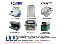 Office and Banking Equipment