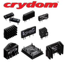 Crydom solid state relays