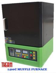 High Temperature Muffle Furnace 1400 Deg C