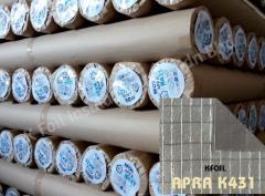 Apra K431 - Reflective Insulation, Radiant Barrier, Aluminum Foil