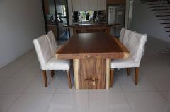 Suar dining atble| Hard wood| Dining table