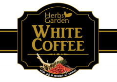 Herbs Garden 5 in 1White Coffee