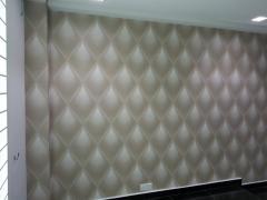 Ready printed wallpaper