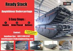 Amphibious Undercarriage Stock